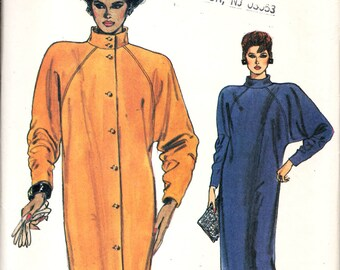 Vogue 9097 Misses Dress Sewing Pattern Sizes 8 to 12
