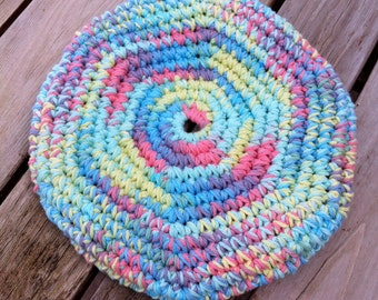 Crochet Frisbee, Pocket Frisbee