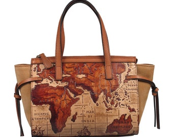 Tote Map of the World (small)