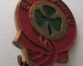 Vintage 1940's Girl Scout 1st Class Pin