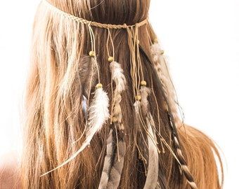 Festival Feather Headpiece