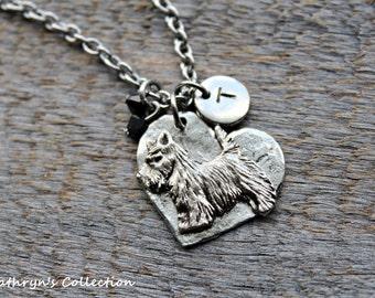 Scottish Terrier, Scottie Necklace, Scottie Jewelry, Scotty Dog - Read full listing details -