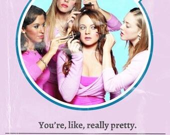 Mean Girls (Mark Waters, 2014) [alternative movie poster]