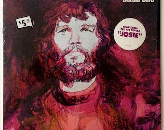 Kris Kristofferson - Border Lord LP Vinyl Record Album, Monument - KZ 31302, Folk, Country, 1972
