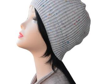 White Knit Hat, Womens Hat, White Beanie, Womens Accessories, Winter Hat, womens beanie, knit accessories
