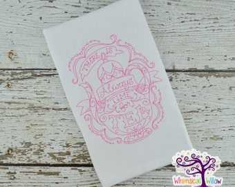 There Is Always Time For Tea Kitchen Towel
