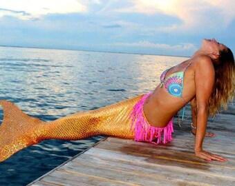 Adult Swimmable Mermaid Tails! Add Monofin/Add Bikini