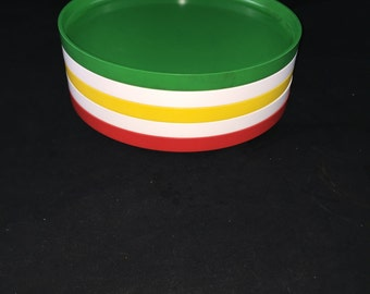 Vintage Heller Design Dinner Plates by Massimo Vignelli Set of 5