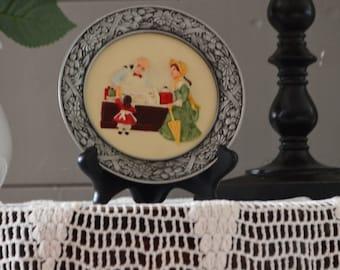 Collectible Plate by Prescott W Baston