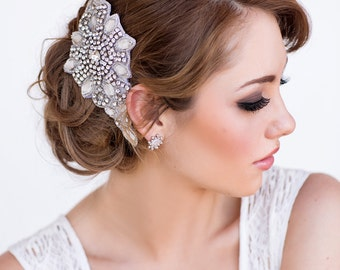Celine Bridal Headpiece
