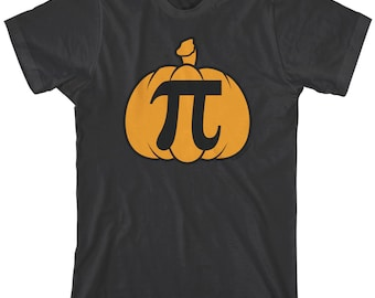 Pumpkin Pi Men's T-shirt