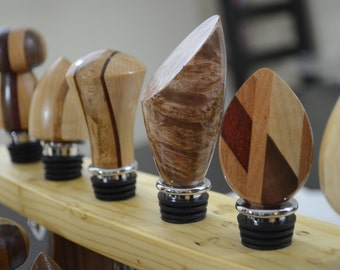 Wood Bottle Stoppers