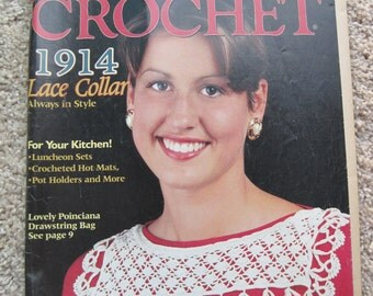 Old Time Crochet Magazine - Winter 1996