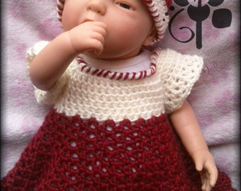 Crochet Rose Pattern No Sew : No Sewing Required Crochet Rose PATTERN by ...