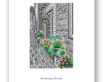 The Dawning of New Life - Limited Edition Print