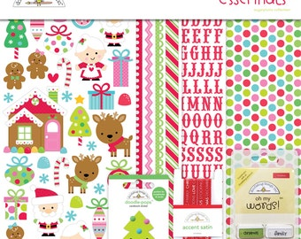 SALE! Sugarplums Essentials Kit from Doodlebug Design