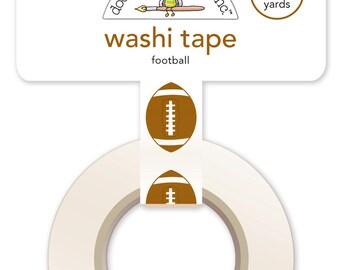 Football Washi Tape from Doodlebug Design