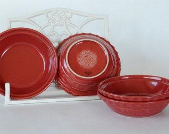 Longaberger Pottery Etsy