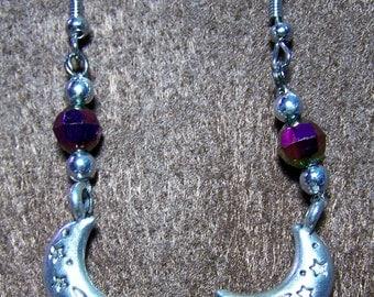 Celestial Night Earrings