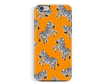 Zebra Phone Case, Cute phone Case, Protective Phone case, Protective iPhone 6 cover, iPhone 5 protective case, Kawaii Gift, Bumper iPhone 5