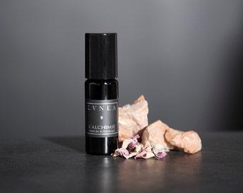 L'ALCHIMIE : Blood Orange, Rose, Vanilla, Amber // elixir of life // natural perfume oil