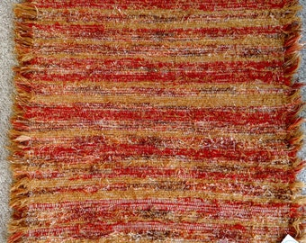 Hand Woven Rug Etsy