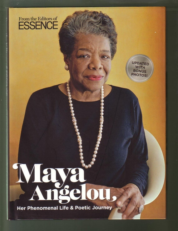 maya angelou book biography pdf