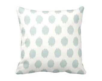 Blue Pillow Covers Decorative Pillows Blue Throw Pillows for Sofa Light Blue Pillow Covers Ikat Pillows 20x20 Pillows 22x22 Pillows Cushions