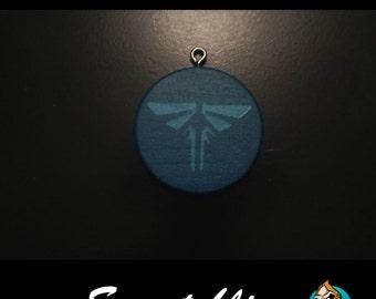 Firefly Pendant - Necklace - Keychain