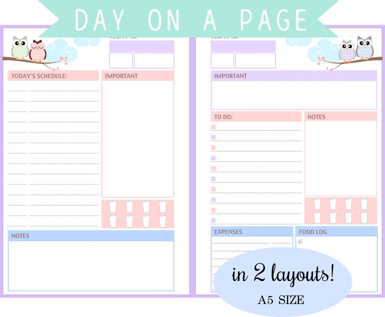 expense journal template