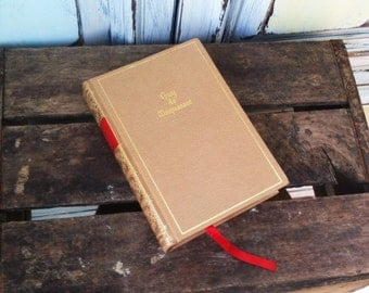The Works Of Guy De Maupassant Short Stories Vintage Hardcover Book