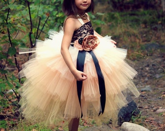 Tiered Tutu Dress/Tiered Tutu/Tiered Dress/Ombre Tutu/Ombre Dress/Ombre Tutu Dress/Flower Girl Tutu Dress/Flowergirl Tutu/Flowergirl Dress