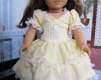 Sweet Lolita 'Lacey Butterfly' Dress for American Girl Doll