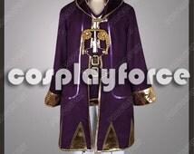 Fire Emblem Awakening Robin Cosplay Costume mp001967