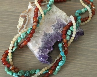Spiritual Clarity Necklace