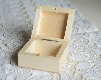 Small jewelry box Etsy