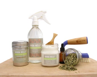 Natural Cleaning Trifecta - Lemongrass