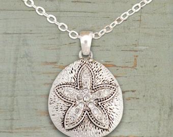 Sand Dollar Necklace - 50540