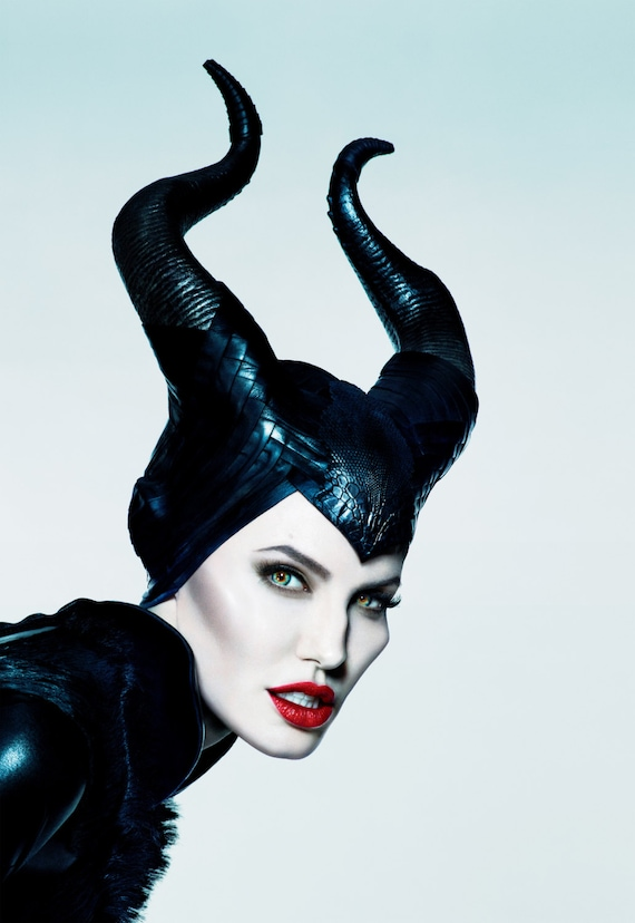 Maleficent (2014) Key Art  Poster v17   Angelina Jolie
