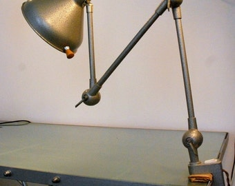 Industrial French Vintage Lamp.