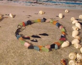 Bracelet - CatsEye Glass Bead