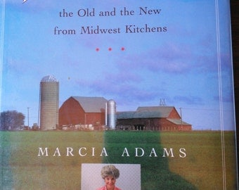 Heartland Best of Old & New fm Midwest Kitchens by Marcia Adams