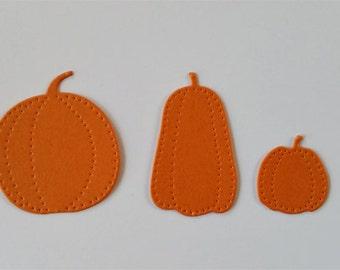 Pumpkin Die Cuts