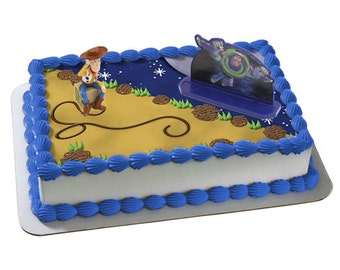 Toy Story Cake topper/Cake Decoration