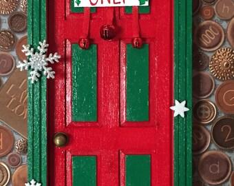 Elves ONLY Door - Pre Order your Elf Door for Christmas