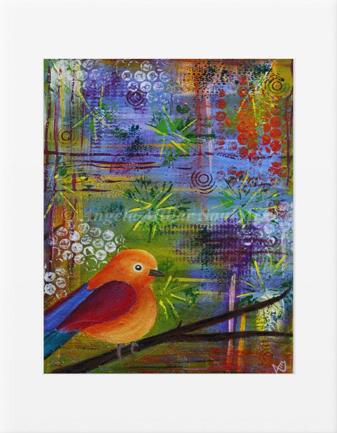 Bird Print Bird Art Bird Wall Art Bird Home Decor