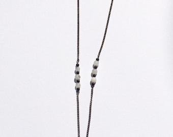 Jade Ying Yang Necklace