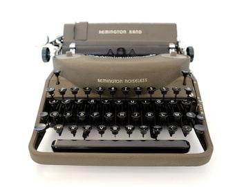 Typewriter Remington Noiseless Model 7
