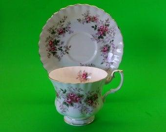 Royal Albert Lavender Rose Teacup and Saucer