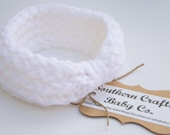 Knitted Headband Knit Winter Headband Fall Headband Ear Warmers Baby Girl Gift
